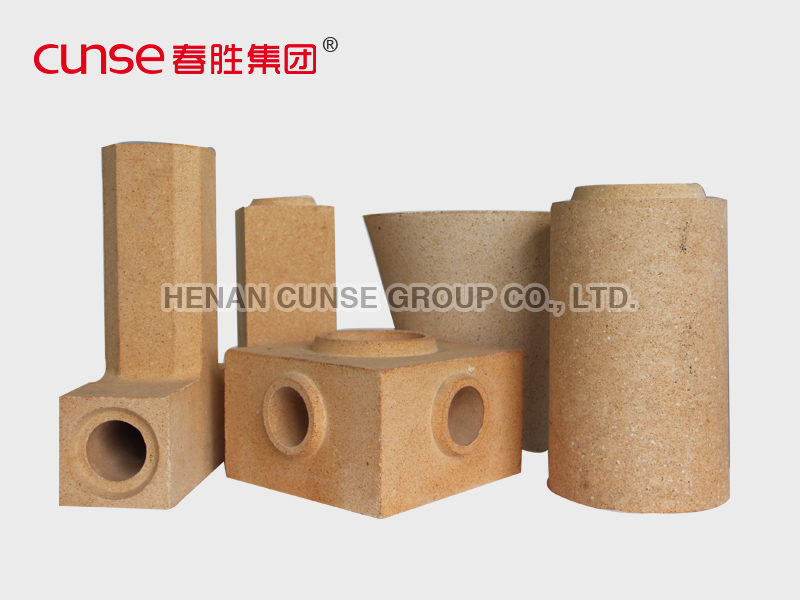 Andalusite Casting Steel Brick