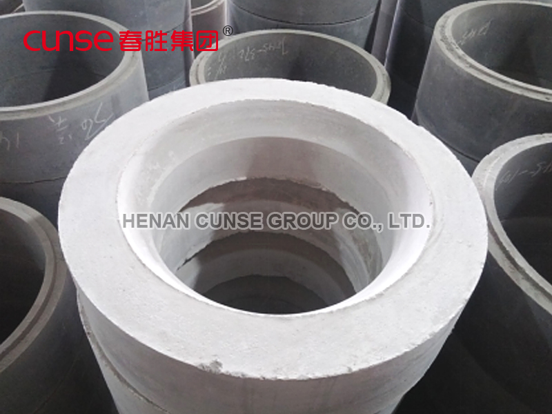 Coal-charging Hole & Bell Pre-cast Refractory for Coke Oven